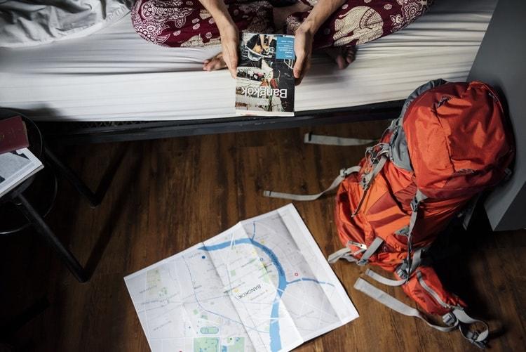 hostal viaja sola