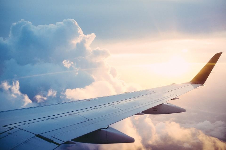vuelo como viajar sola