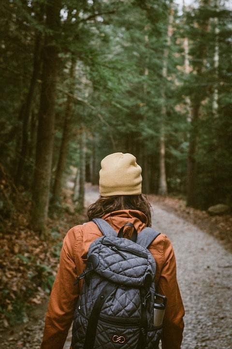 como viajar sola